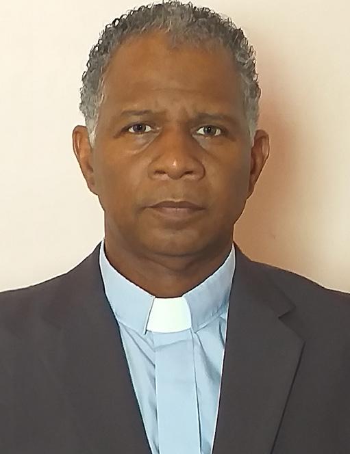 Pastor, Roger Belcon